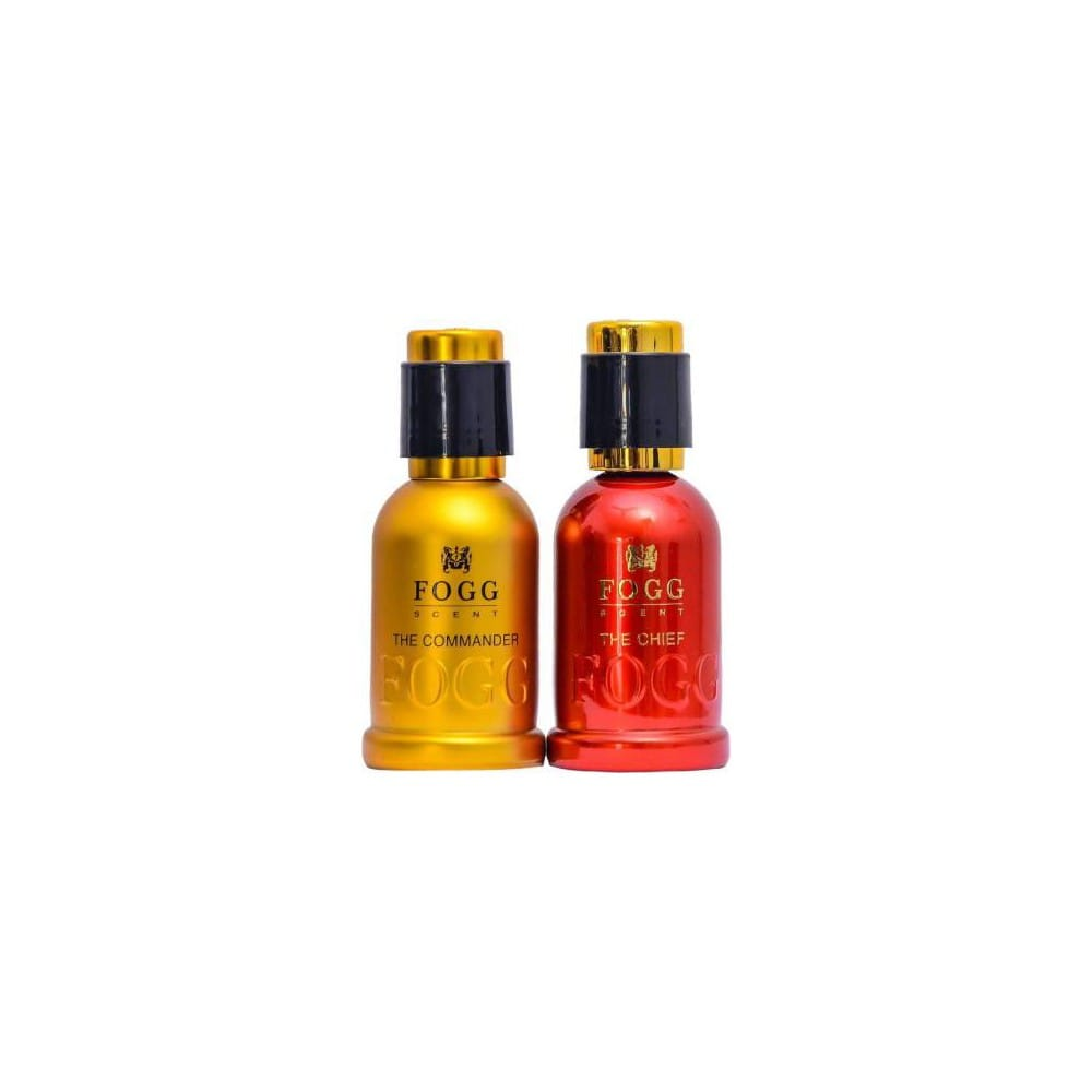 Fogg Combo Pack Exclusive Collection-The Chief(50ml) + The Commander(50ml)