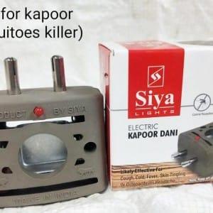 Siya Light Electric Kapoor Dani/Diffuser